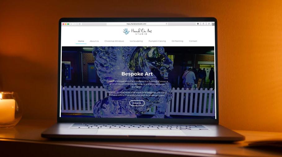 web design in warrington