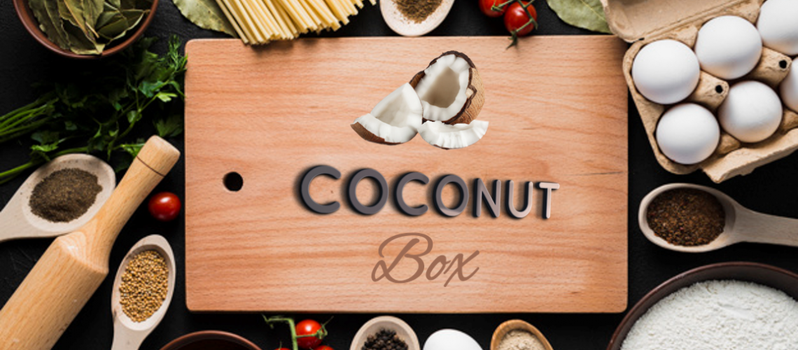 Coconut Box Cooking